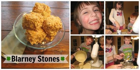 Make Blarney Stones!