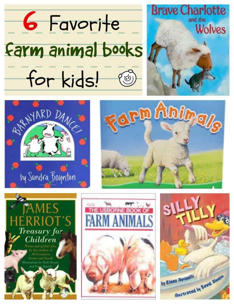 farm animal books review
