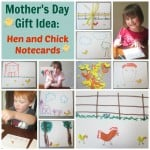 Mother's Day Gift Idea: Hen and Chick notecards