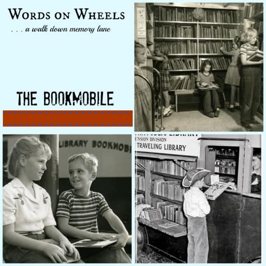 Words on Wheels: The Bookmobile