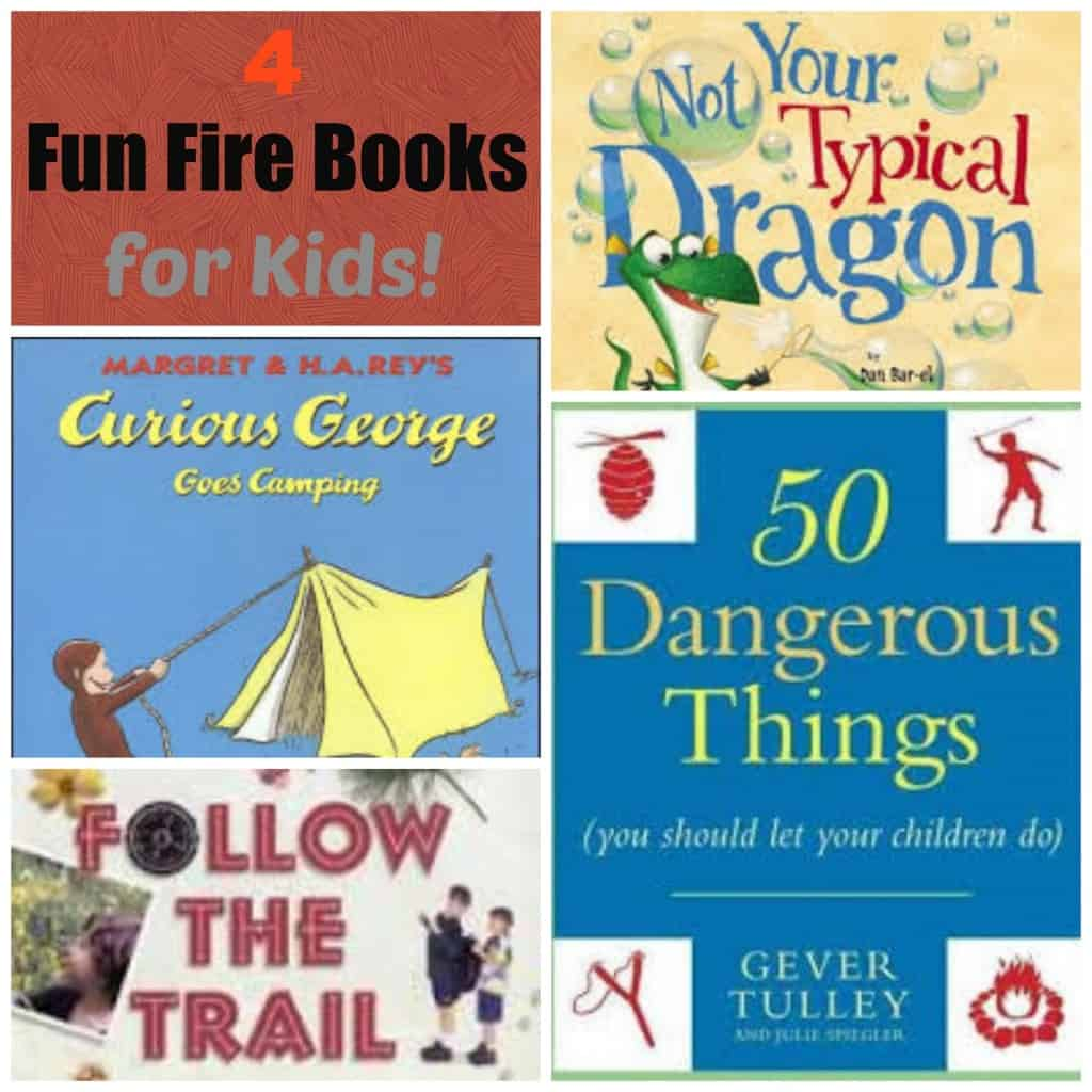 fun fire books