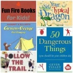 4 Fun Fire Books for Kids!