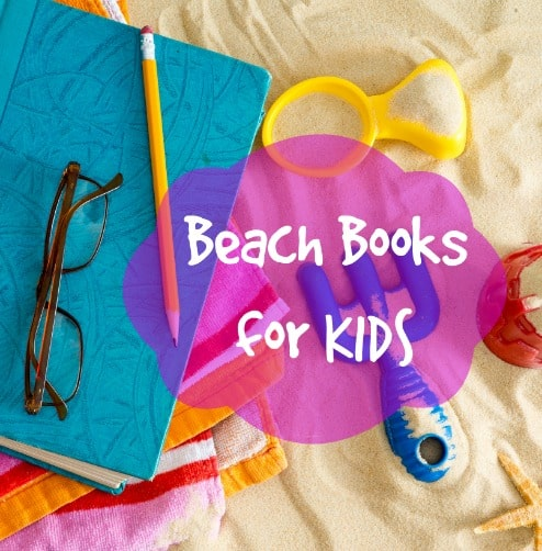 beach book review books for kids