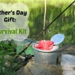 Survival kit for Father's Day!